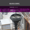Belgisch cement: specificatie en certificatie (T5)