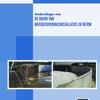 Aanbevelingen voor de bouw van waterzuiveringsinstallaties in beton