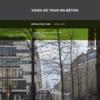 Voies de tram en beton (I10)
