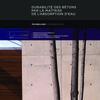 Durabilite des betons par la maitrise de l'absorption d'eau (T2)